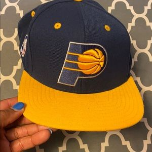 Adidas Pacers SnapBack!!! One size fits all!